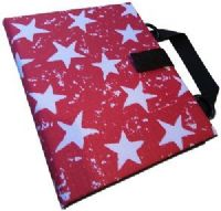A5 Communication Book Red Stars from Ability World